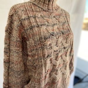 Gap Chunky Women's Cable Knit Sweater